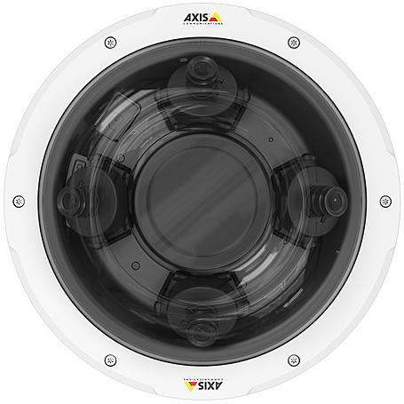 Axis P3707-PE IP-Kamera 4x 1080p PoE IP66 IK10