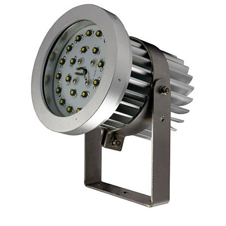 Synergy LED Prometheus IP68 Strahler, warmweiß
