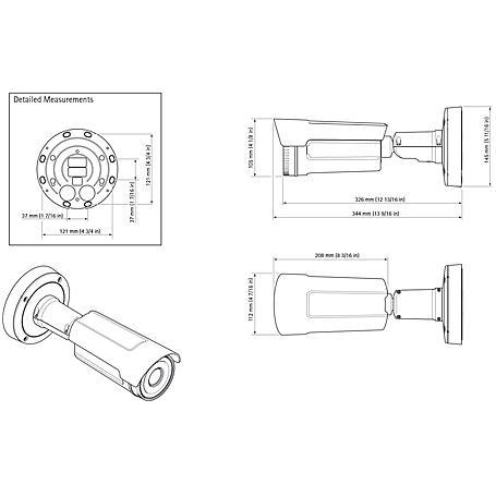 Axis Q1942-E 10 mm 8.3 fps VGA T/N PoE IP66/67