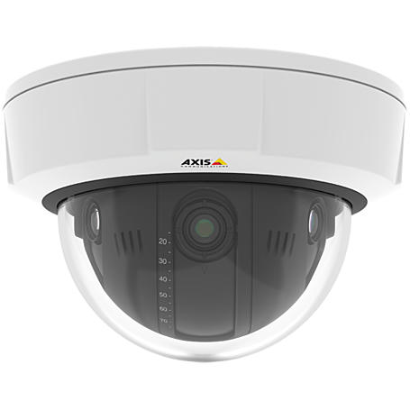 Axis Q3708-PVE IP-Kamera T/N 3x Quad HD PoE IP66