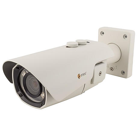 Eneo IPB-73M2812M0A IP-Kamera D/N 3MP 1080p IR PoE