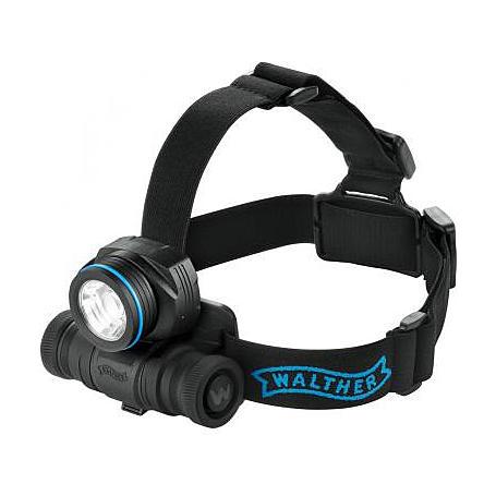 Walther PRO HL31r - LED Stirnlampe