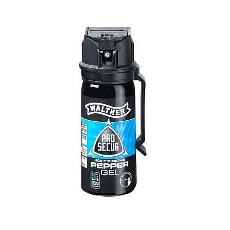 Walther ProSecur Pfeffer Gel 50 ml - ballistisch
