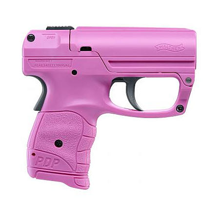 Walther PDP - Personal Defense Pistol - pink