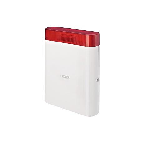 Abus AZSG10000 Draht-Außensirene, rot