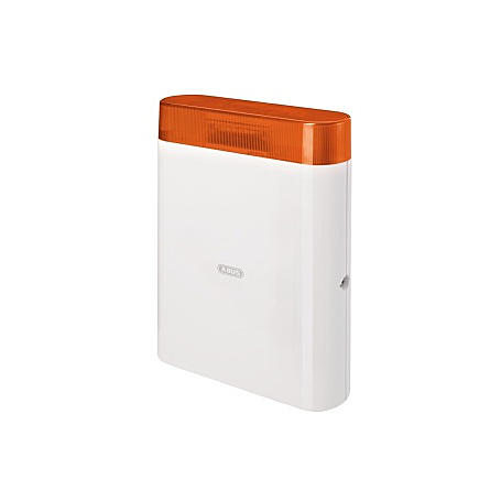 Abus AZSG10005 Draht-Außensirene, orange