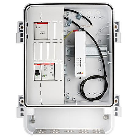 Axis T98A18-VE Überwachungsgehäuse A IP66 IK10