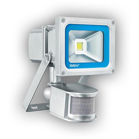 GEV LED-Strahler Classico 10W LLS 19331 PIR-Sensor