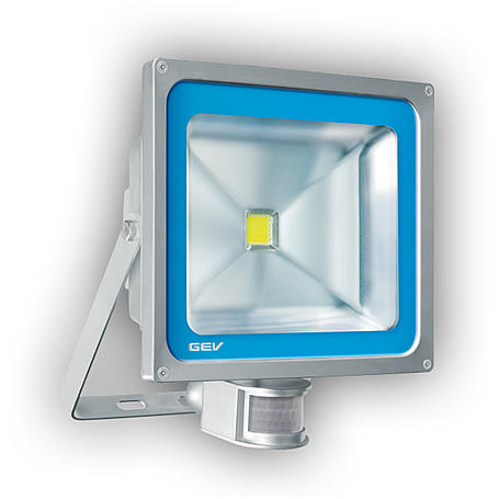 GEV LED-Strahler Classico 50W LLS 19379 PIR-Sensor