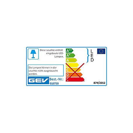 GEV Flat LED-Strahler 10 W LLS18730