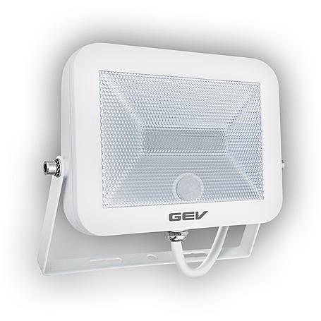 GEV Flat LED-Strahler 20 W LLS 18785  PIR-Sensor