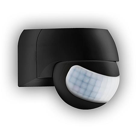 GEV Bewegungsmelder Titan 180° LBB 16842 - schwarz