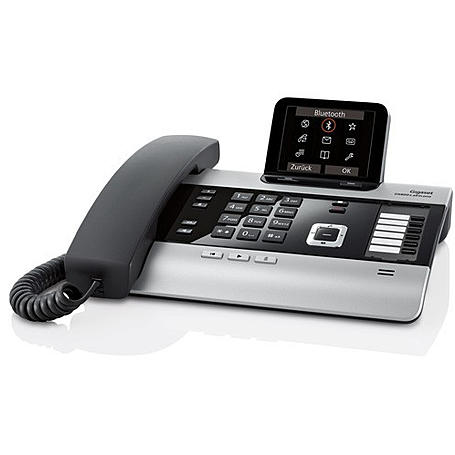 Gigaset DX800A All In One Komfort-Telefon titanium