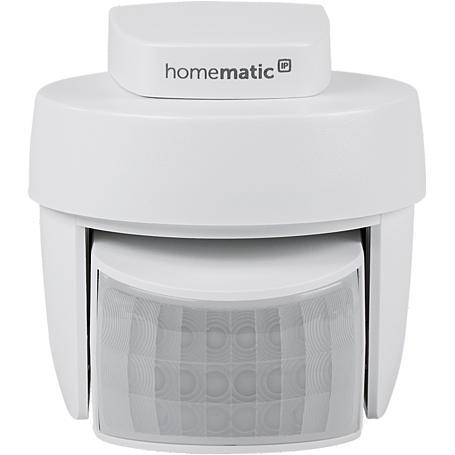 homematic IP Bewegungsmelder weiß - außen