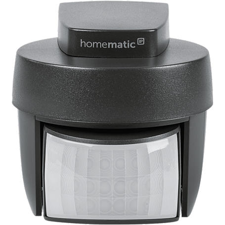 homematic IP Bewegungsmelder anthrazit - außen