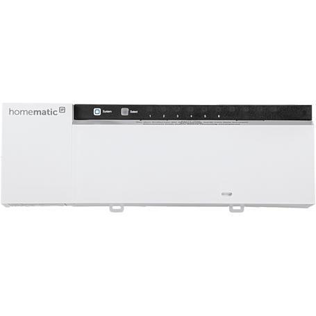 Homematic IP Fußbodenheizungsaktor 6-fach 24V