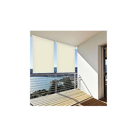 Sonnenschutz Aussenrollo Balkon 180x230 Cm Creme Expert Security De
