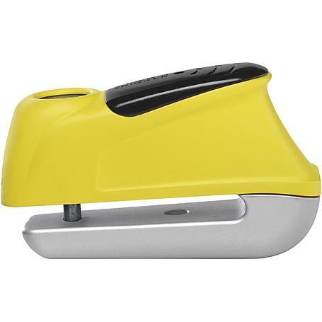 Abus 345 Trigger Alarm Bremsscheibenschloss yellow