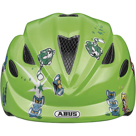 Abus Kleinkinder Kinderhelm Anuky green catapult S