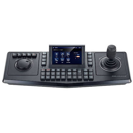 Hanwha SPC-7000 Bedientastatur f. Kameras/Rekorder