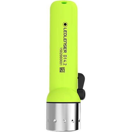 LED LENSER® D14.2 Tauchenlampe