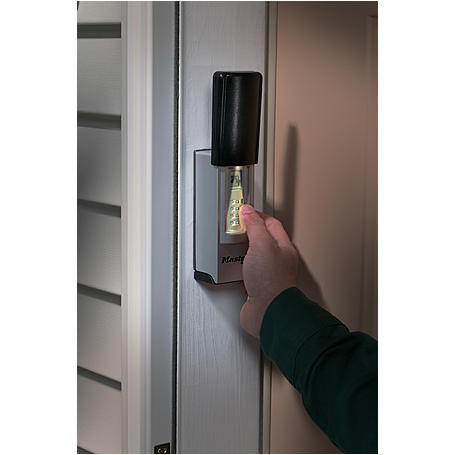 Masterlock LED Schlüsselbox Select Access 5404EURD