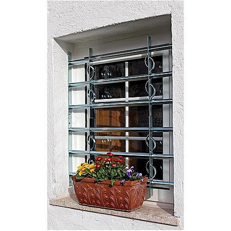 Fenstergitter Secorino Style vz 1000-1500x450