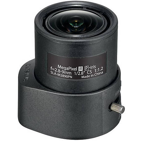 Hanwha SLA-M2890PN Objektiv F1,2/2,8-9 mm
