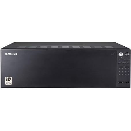 Hanwha PRN-4011 0TB NVR 64-Kanal ohne HDD 4K