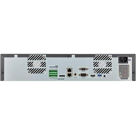 Hanwha XRN-1610 0TB NVR 16-Kanal HDMI 4K
