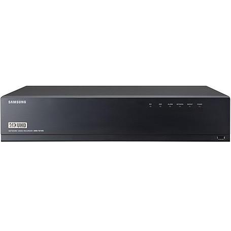 Hanwha XRN-1610S 0TB NVR 16-Kanal HDMI PoE+ 4K