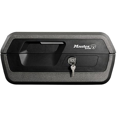 Masterlock LCFW30100 Feuerfeste Dokumentenbox