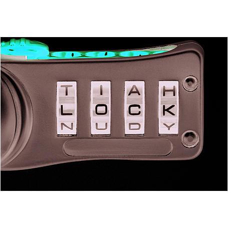 Masterlock 2120EURDWD Notebook Schloss