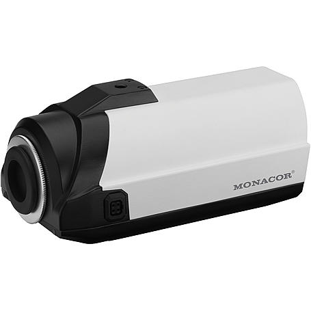 Monacor INC-2000BX IP-Kamera 2MP T/N PoE