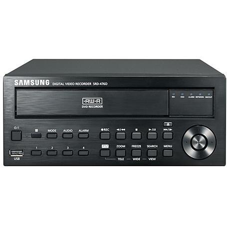 Hanwha SRD-476D 1TB DVR 4-Kanal HDMI 1 TB