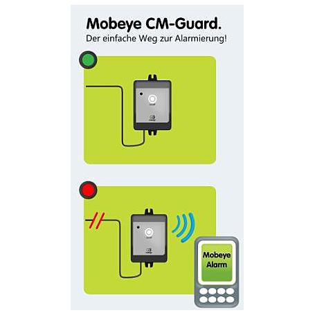 Mobeye CM2000 CM-Guard GSM-Alarm Modul
