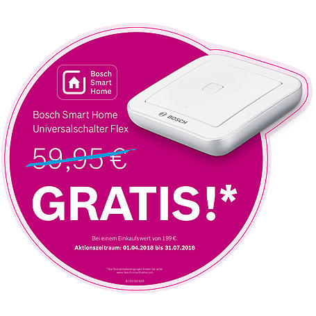 Bosch Smart Home Raumklima Starter-Paket
