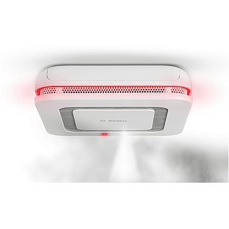 Bosch Twinguard Rauchwarnmelder mit Luftgütesensor