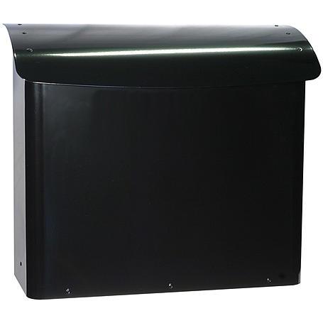 Safepost 21 Briefkasten schwarz