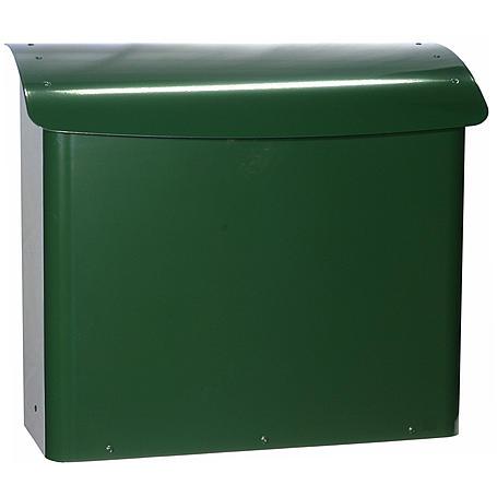 Safepost 21 Briefkasten grün