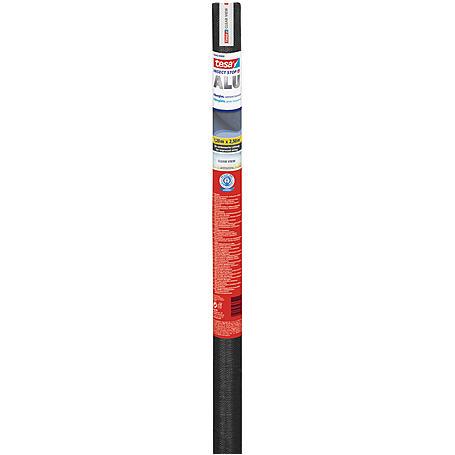 tesa® Fliegengitter Ersatzrolle 120x250 anthrazit