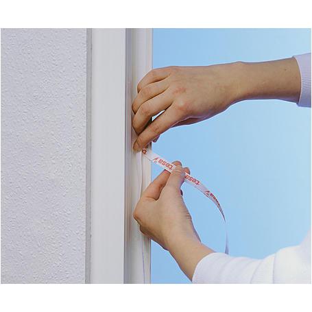tesa® Fliegengitter Fenster 120x240 anthrazit