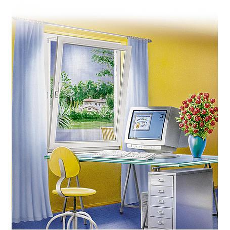 tesa® Klett Sun Protect Fenster 130x150 anthrazit