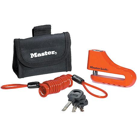 Masterlock Bremsscheibenschloss 8304EURDPS