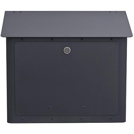 Heibi Briefkasten Gran Securo 05 64381-036 Grau