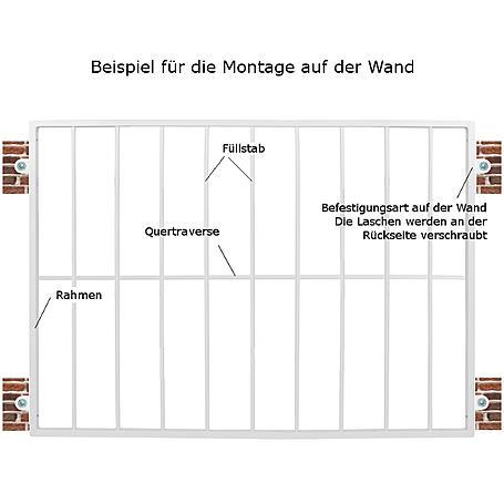 Tiamat Fenstergitter Einbruchschutz Basic I-I