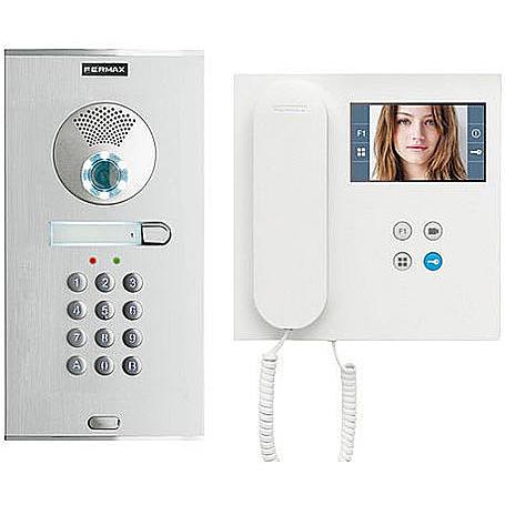 Fermax DUOX Video-Türsprechanlage 1WE, 4907