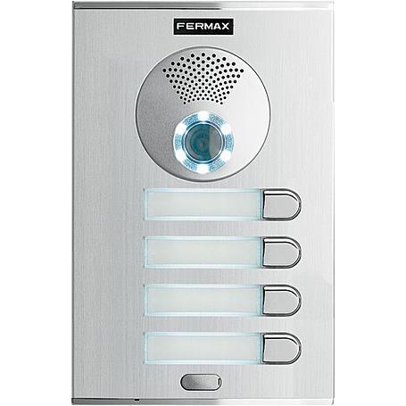 Fermax DUOX Video-Türstation 4 WE, 49648