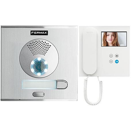 Fermax VDS Veo 1-Fam.-Haus Videotürsprechanlage