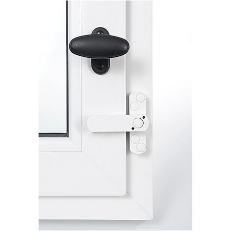 3er Bever Stuco Safe Fenstersicherung S20 weiß
